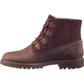 Helly Hansen Cordova Boots Women Brunette/Red Brown/Sperry Gum